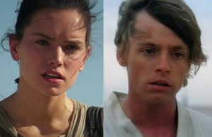 """Just How Similar Are The Force Awakens's Rey and Luke Skywalker, Anyway?"" (moviepilot.com)"